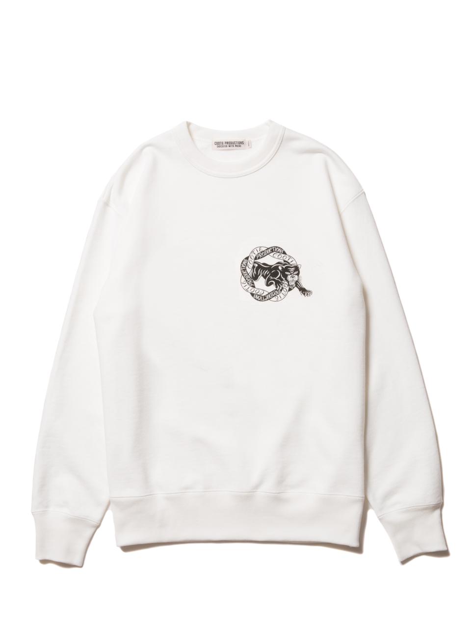 COOTIE Print Crewneck L/S Sweatshirt-3