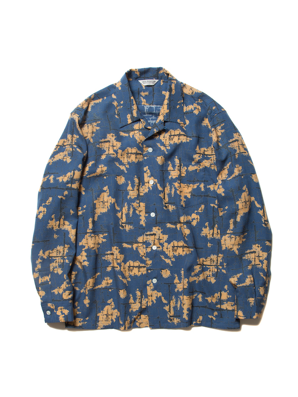 COOTIE Atomic Camouflage L/S Shirt