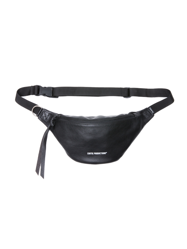 COOTIE Leather Waist Pack