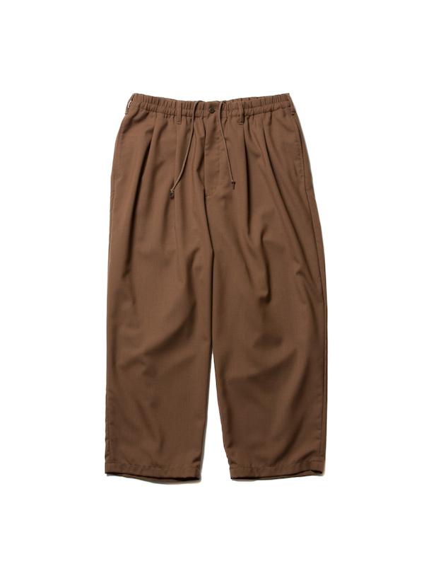 COOTIE T/W 2 Tuck Easy Pants