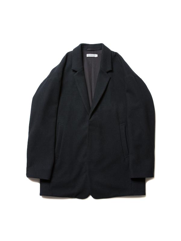 COOTIE Wool Mossa Chester Coat (Short)