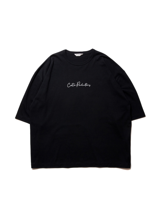 COOTIE Print S/S Tee LETTERED