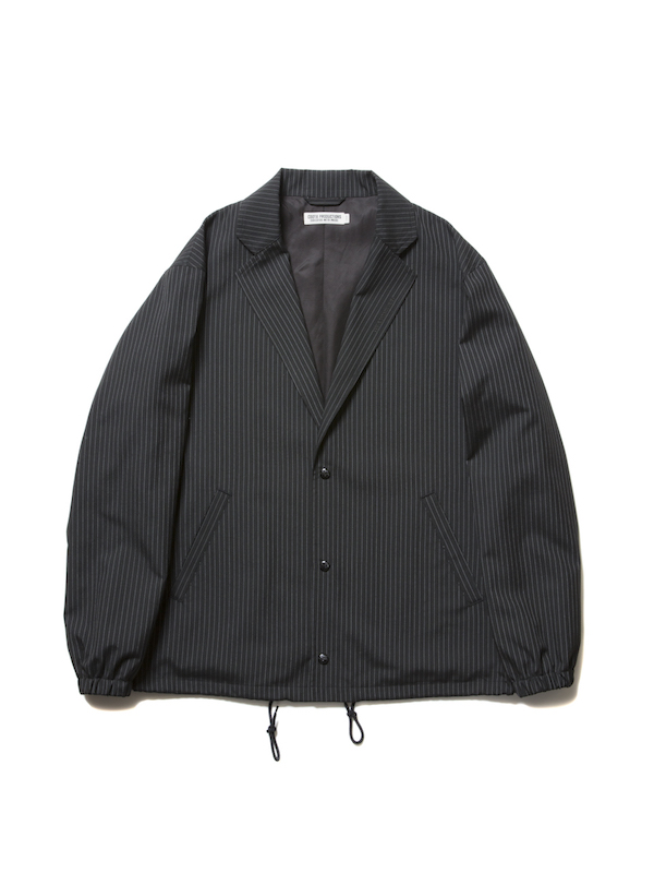 COOTIE T/R Lapel Coach Jacket