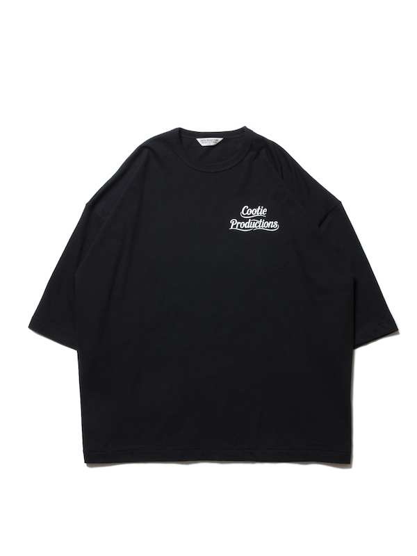 COOTIE Print S/S Tee (LETTERED LOGO)