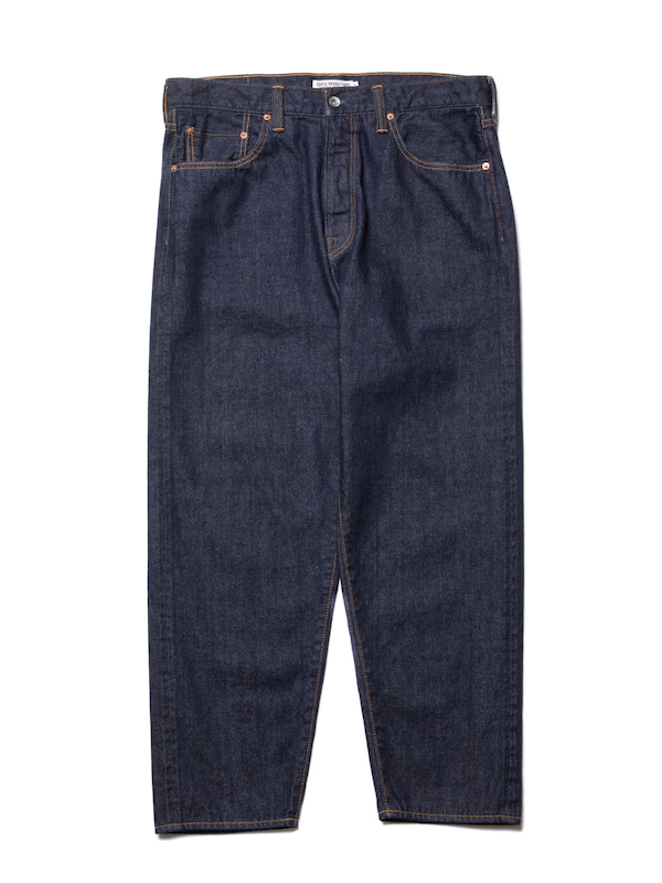 COOTIE 5 Pocket Tapered Denim