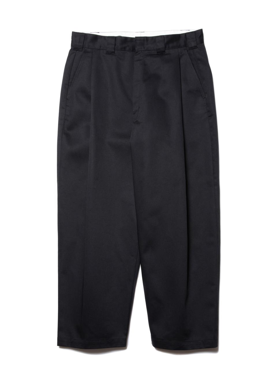 COOTIE T/C Raza 1 Tuck Trousers