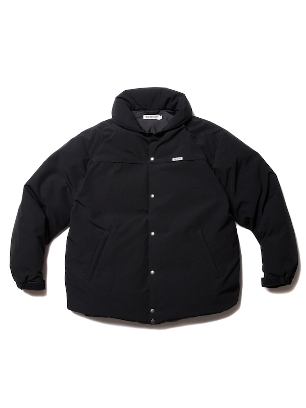 COOTIE Weather Cloth Oversized Down Jacket