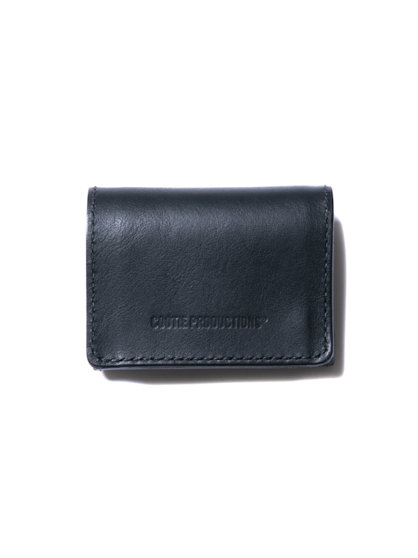 COOTIE Leather Clasp Wallet