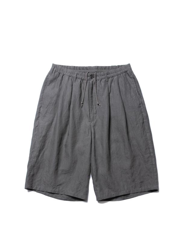 COOTIE Linen 2 Tuck Easy Shorts