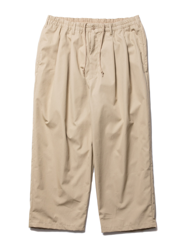 COOTIE Ventile 2 Tuck Easy Pants