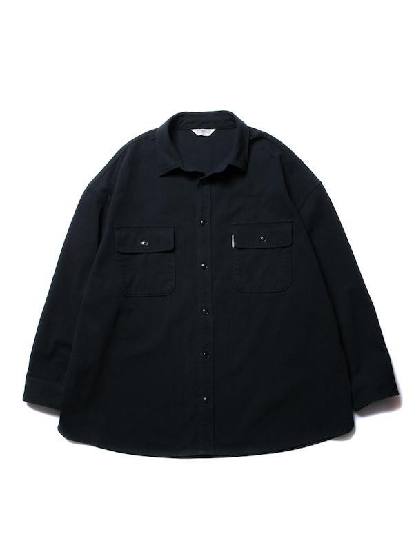 COOTIE Rough Twill CPO Jacket