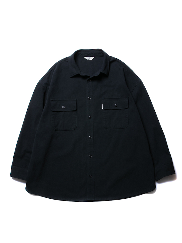 COOTIE Rough Twill CPO Jacket