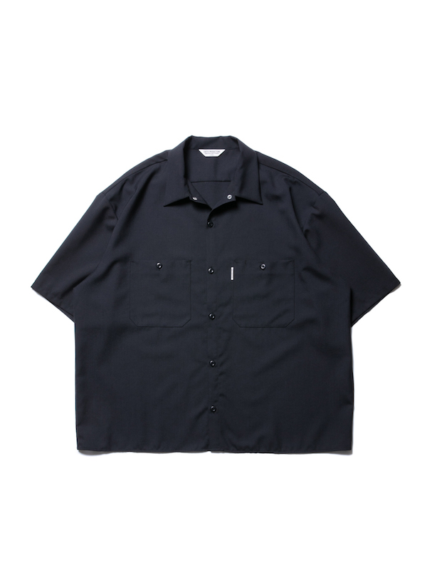 COOTIE T/W Work S/S Shirt