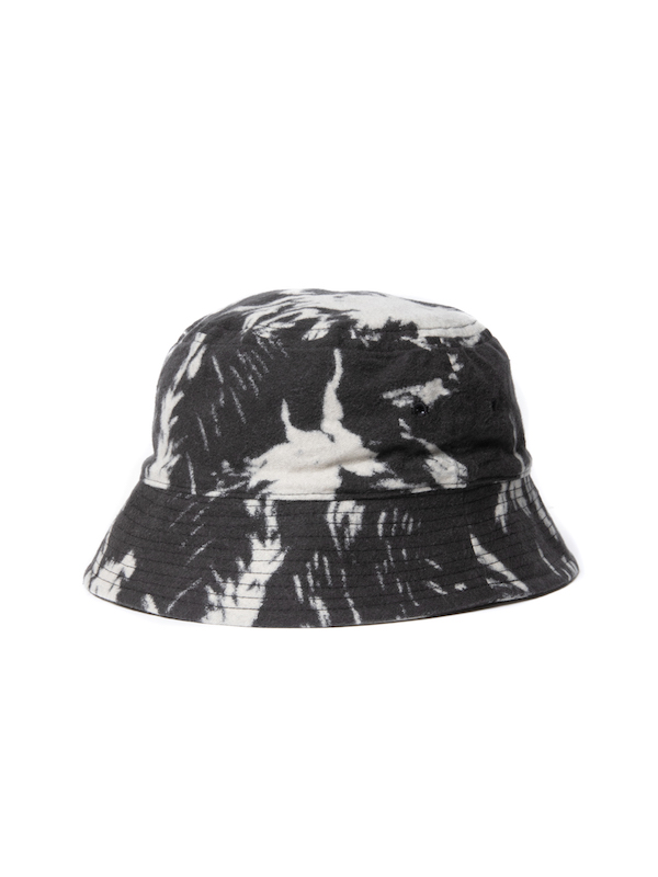 COOTIE Wolf Print Nel Bucket Hat