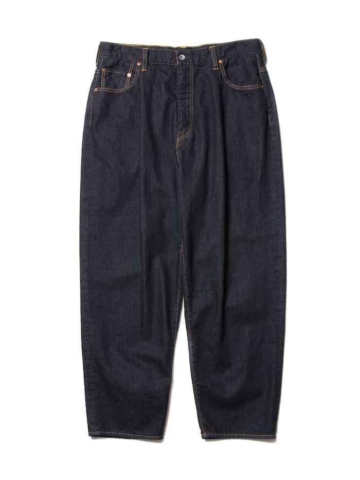 COOTIE Raza 1 Tuck Denim Pants