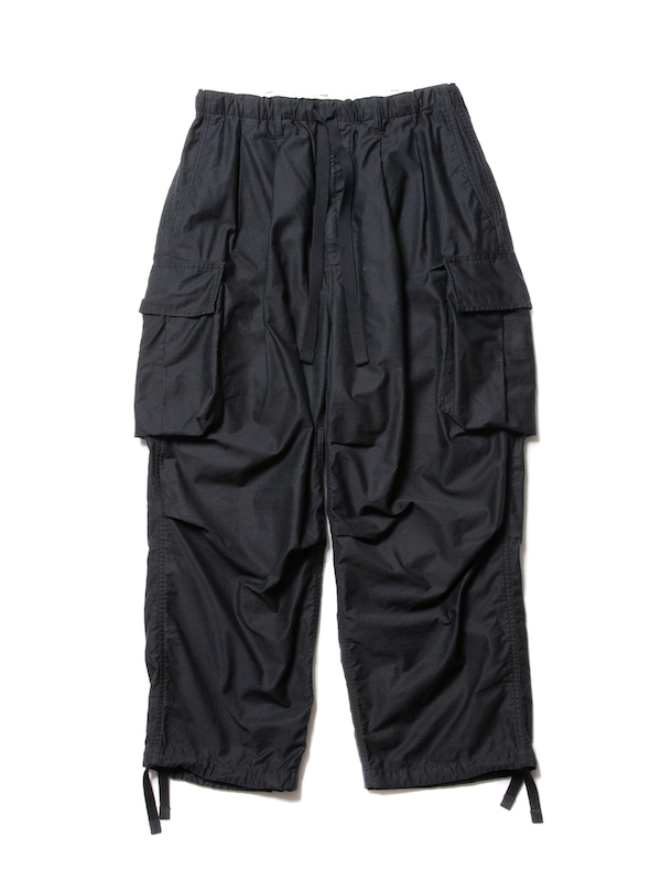COOTIE Back Satin Error Fit Cargo Easy Pants