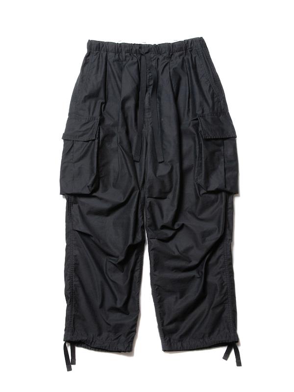 COOTIE Back Satin Error Fit Cargo Easy Pants