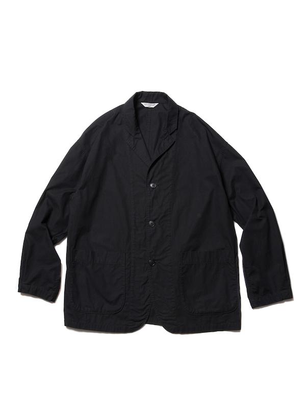COOTIE Garment Dyed Lapel Jacket