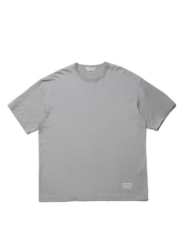 COOTIE Supima Cotton Relax Fit S/S Tee