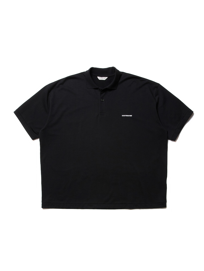 COOTIE Supima Cotton Sweat S/S Polo