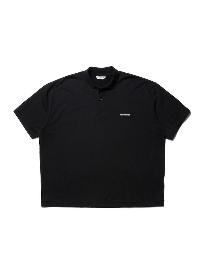 COOTIE Supima Cotton Sweat S/S Polo