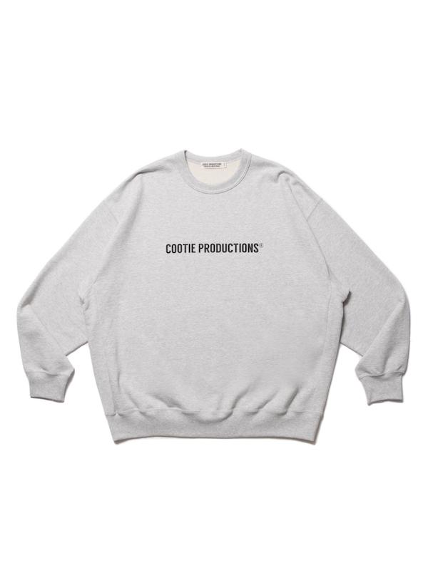 COOTIE Print Crewneck Sweatshirt (COOTIE LOGO)