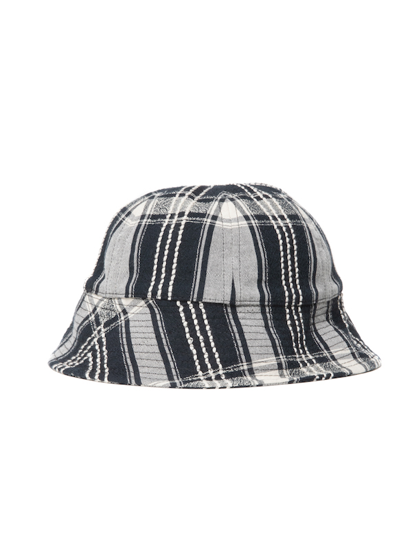 COOTIE Jacquard Check Ball Hat