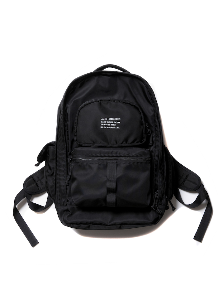 【COOTIE】 Nylon Backpack