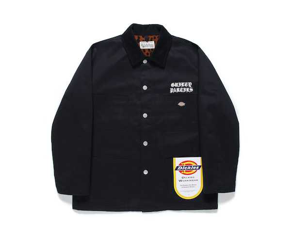 WACKO MARIA DICKIES / COVERALL (TYPE-2)