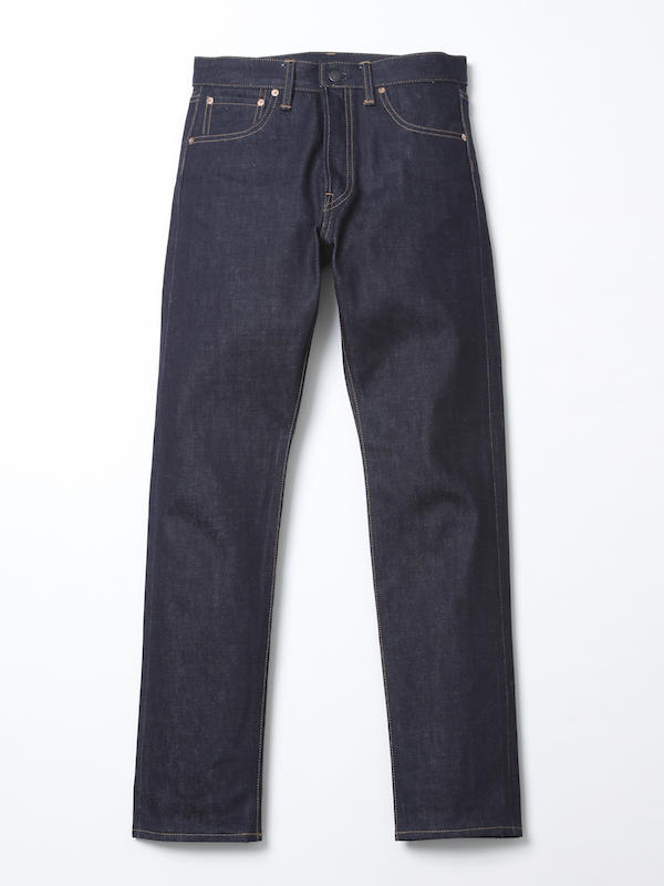 MINEDENIM Standard Tapered 5pocket RGD M