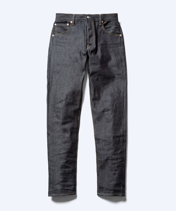 MINEDENIM N.Tapered 5pocket RGD USD