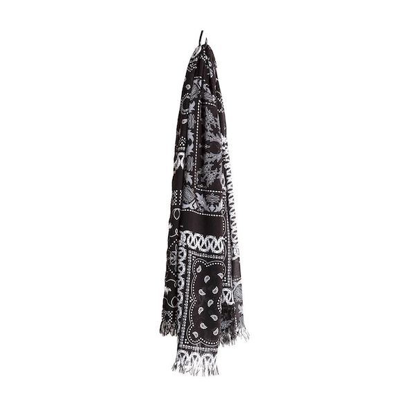 The Letters WESTERN BANDANNA STOLE
