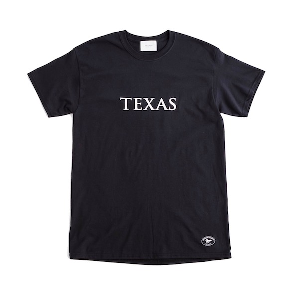 The Letters TEXAS T-SHIRT