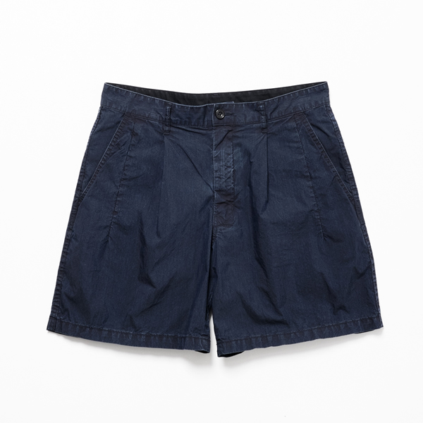 【METAPHORE】SHORT PANTS (WASHED)