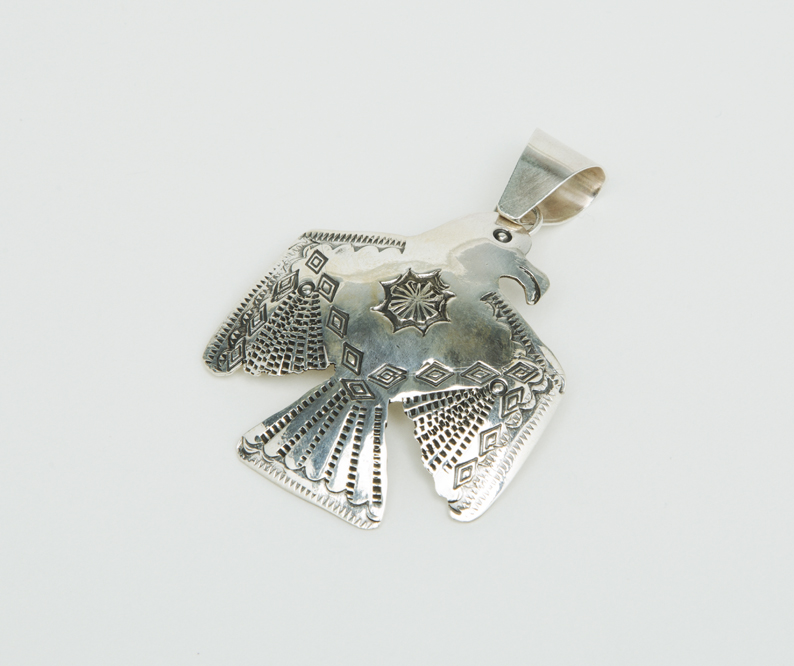 METAPHORE THUNDERBIRD PENDANT TOP