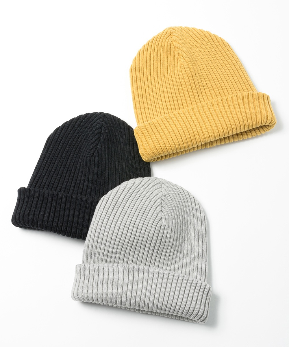 Name. WOOL KNIT BEANIE
