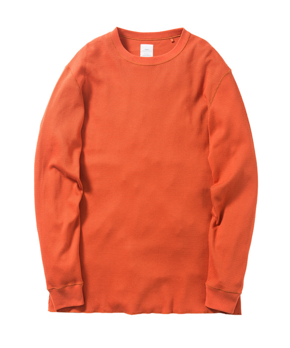 Name. HONEYCOMB MESH CREW NECK