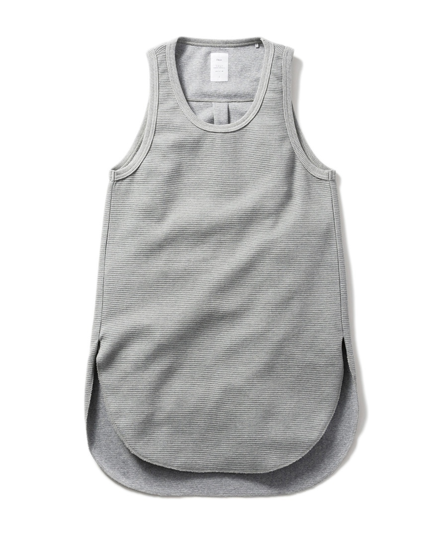Name. WAFFLE THERMAL TANK TOP