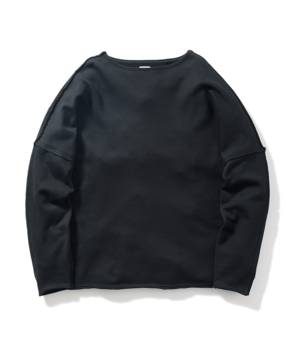 Name. BOAT NECK SWEATER