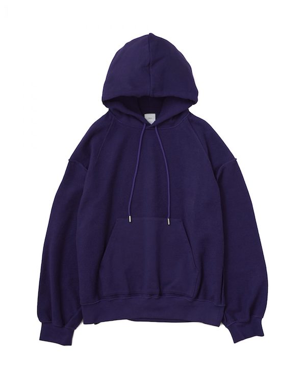 Name. INSIDE OUT HOODED SWEATER