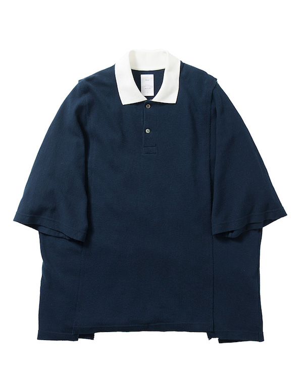 Name. DOLMAN SLEEVE POLO