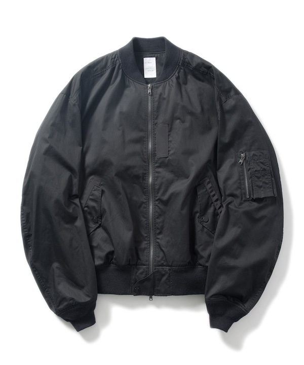 Name. SATIN L2-B TYPE BLOUSON