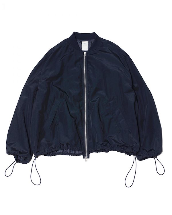 Name. C/N TUSSAH BOMBER JACKET
