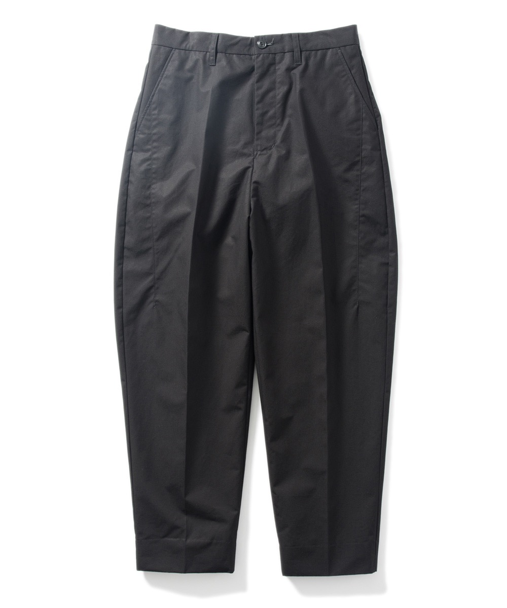 Name. WEATHER CLOTH TAPERED PANTS