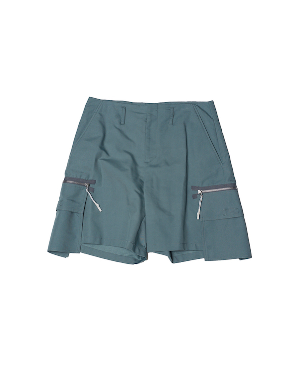 Name. C/N HARD FINISHED CLOTH CARGO SHORTS