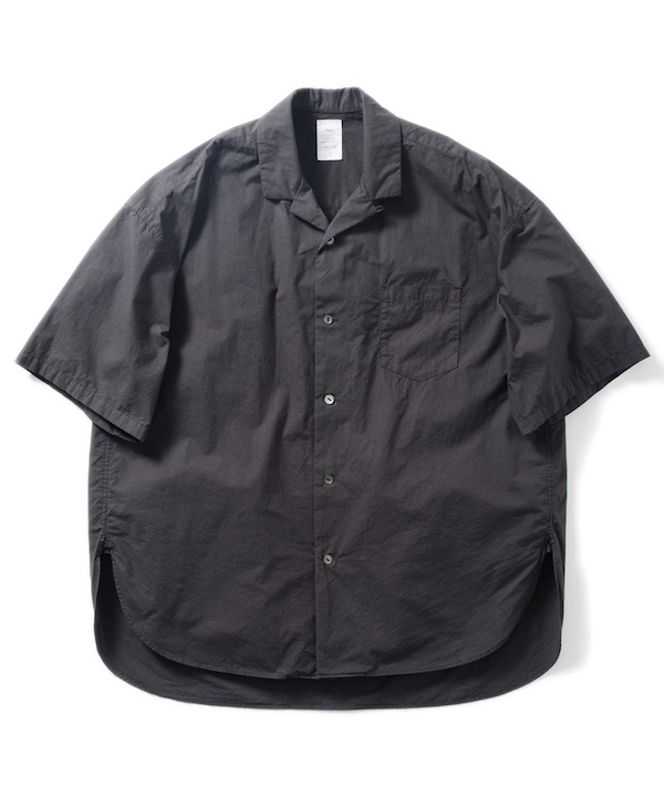 Name. GARMENT DYED OPEN COLLAR SH