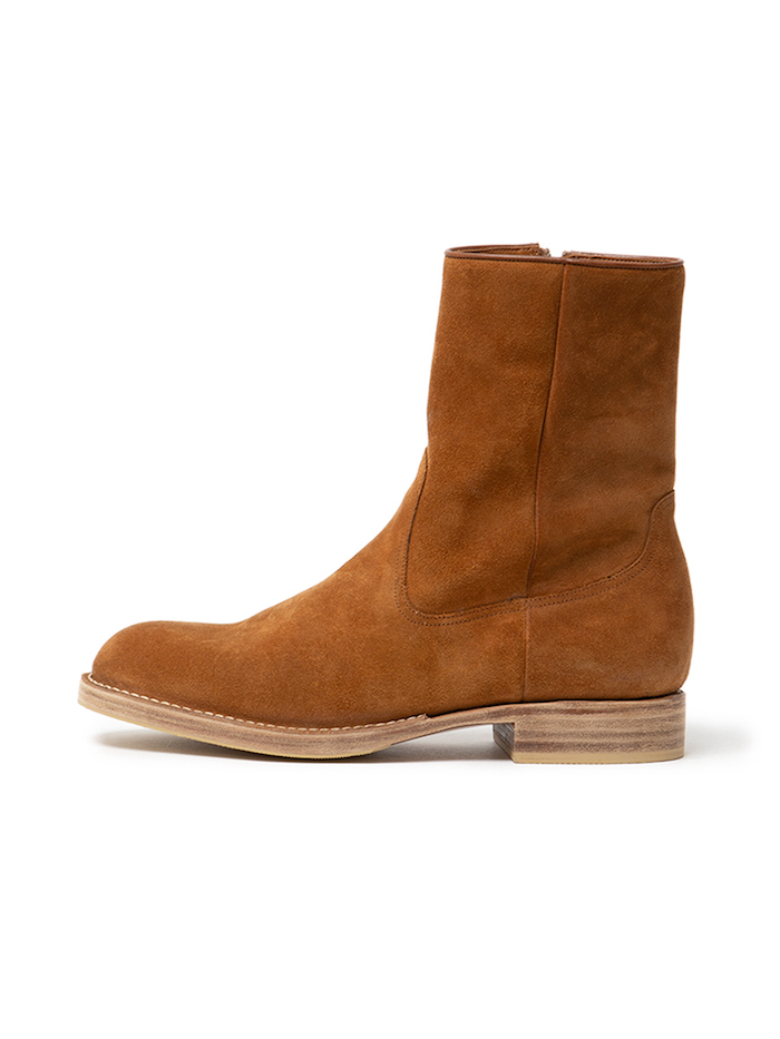 nonnative RANCHER ZIP UP BOOTS COW LEATHER