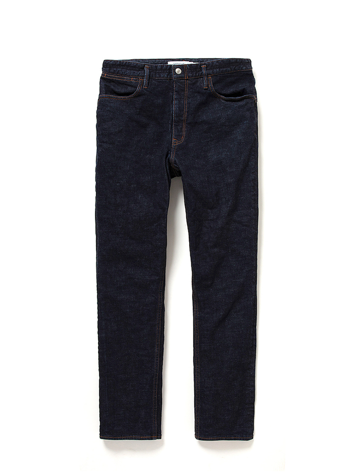 nonnative DWELLER 5P JEANS DROPPED FIT C/P 13oz DENIM STRETCH OW