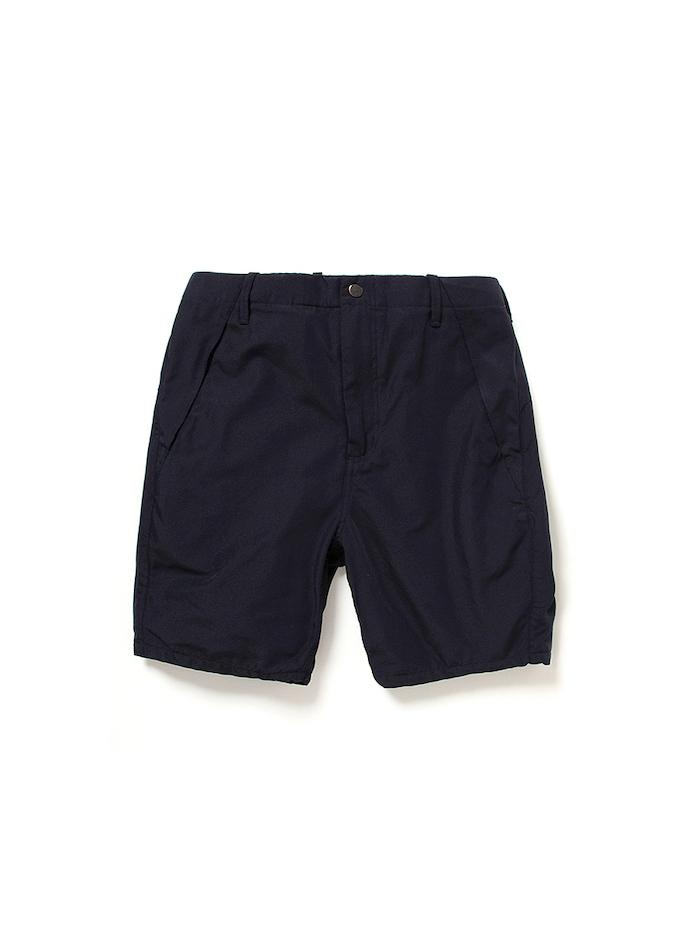 nonnative PLOUGHMAN SHORTS RELAXED FIT POLY TWILL SHAPE MEMORY