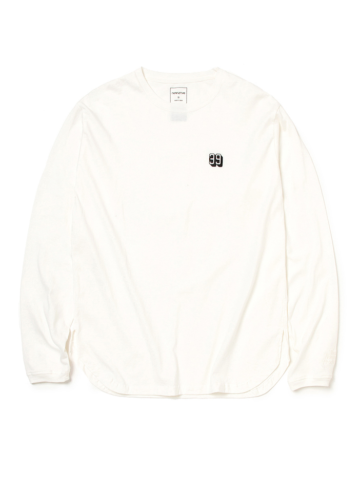 nonnative DWELLER L/S TEE 39 by LORD ECHO